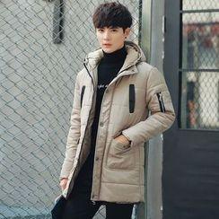 Chic Maison - Hooded Padded Jacket