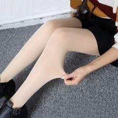 YAYAGREEN - Fleece-Lined Leggings