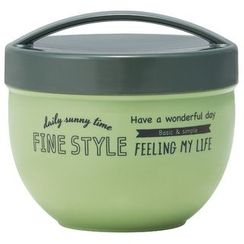 Skater - Fine Style Bowl Lunch Box Ladies (Green)