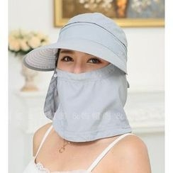 be a star - Sun Hat with Mask