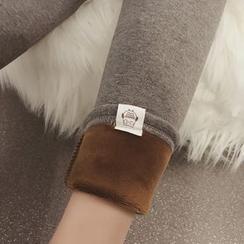 QZ Lady - Fleece-Lined Leggings