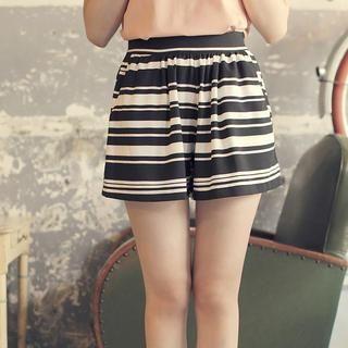 Tokyo Fashion - Striped Shorts