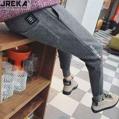 Jacka - Lettering Sweatpants