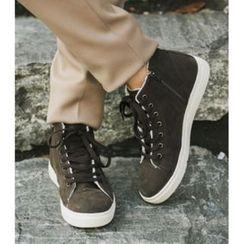 ABOKI - High-Top Sneakers