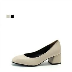 MODELSIS - Chunky-Heel Pumps