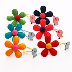 Chapa - Flower Hair Clip / Tie