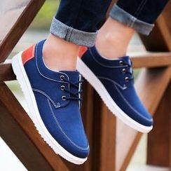 ESMODO - Color Block Casual Shoes