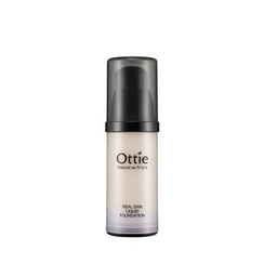 Ottie - Real Skin Liquid Foundation (#01) 30ml