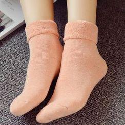 MEIA - Plain Socks