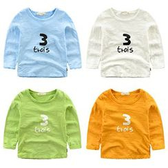 Kido - 小童長袖T恤