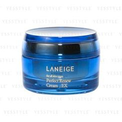 Laneige - Perfect Renew Cream_EX