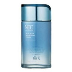 The Face Shop - Neo Classic Homme Blue Aqua Refreshing Toner 140ml