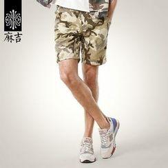 Hey! DUDE - Camouflage Shorts