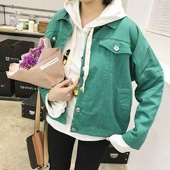 EKOOL - Drop-Shoulder Jacket