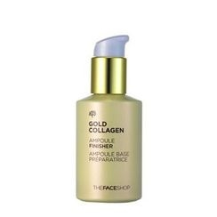 The Face Shop - Gold Collagen Ampoule Finisher 50ml