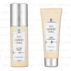 Holika Holika - Skin and Good Cera Skincare Set : Master 50ml + Sleeping Mask 70ml