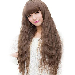 Ontop - Long Full Wig - Curly