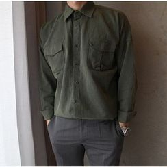 Bestrooy - Corduroy Shirt