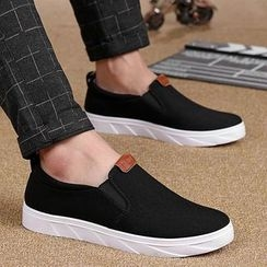 Easy Steps - Canvas Slip-Ons