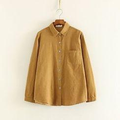三木社 - 纯色衬衫