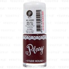 Etude House - Play Nail Color 052 (#RD303) Paint
