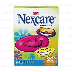 3M - Nexcare Tattoo Waterproof Bandage (The Cool Collection)