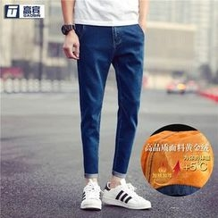AOBIN - Slim-Fit Jeans