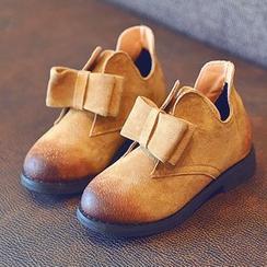 BOOM Kids - 童裝蝴蝶結及踝靴
