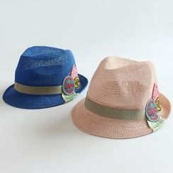 EVEN - Kids Applique Straw Hat
