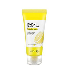 Secret Key - Lemon Sparkling Cleansing Foam 120g