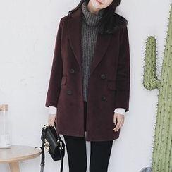 ume ume - Wool Coat