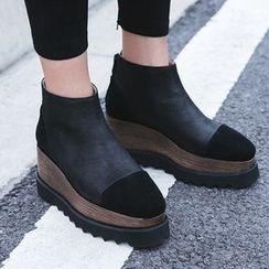 錦洋鞋業 - 厚底及踝靴