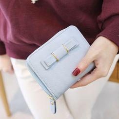 Rinka Doll - Bow Zip Wallet