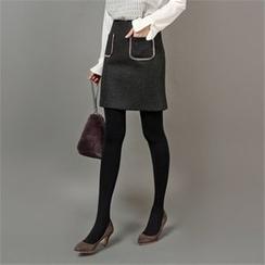 Styleberry - Dual Pocket Mini Skirt