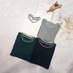 RUI - 條紋針織上衣