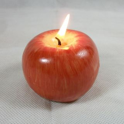 LITUP - Apple Candle