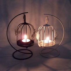 LITUP - Birdcage Candle Holder