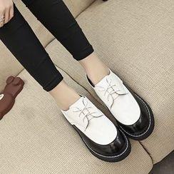 Wello - 人造皮牛津鞋