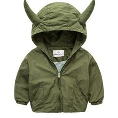 Kido - Kids Hooded Zip Jacket