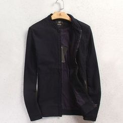 EDAO - Plain Zip Jacket