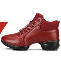 恋上舞 - 现代爵士舞蹈鞋