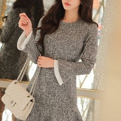 Aurora - Long-Sleeve Dress