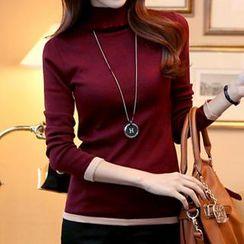 Coralie - Turtleneck Sweater