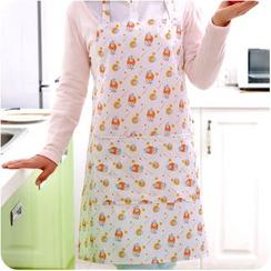 Eggshell Houseware - Printed Apron / Cleaning Glove
