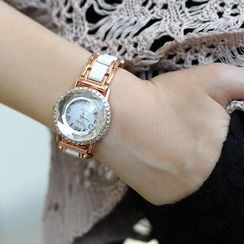 59th Street - Diamante Bracelet Watch