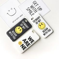 Casei Colour - Smiley Print Phone Case - Apple iPhone 6 / 6 Plus