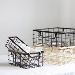 Modern Wife - Small Wire Basket