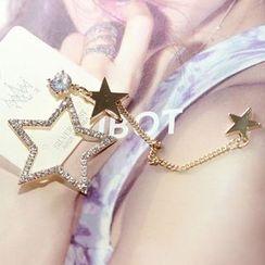 Kulala - Star Non Matching Earrings