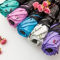 Show Home - Floral Print Compact Umbrella