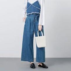 BORAN - Wide Leg Jeans